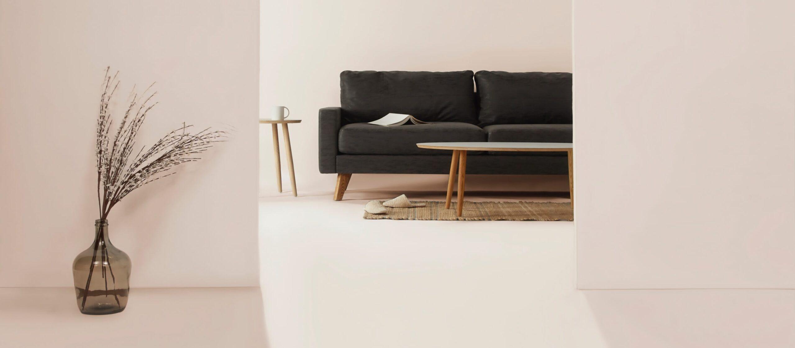 Elegant WordPress website for French interior designer